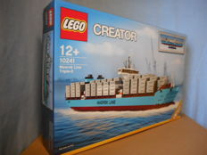 Sculptures - 10241 - Maersk Line Triple-E