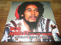 Bob Marley & The Wailers ‎– Ultimate Wailers Box (5 LP box set)