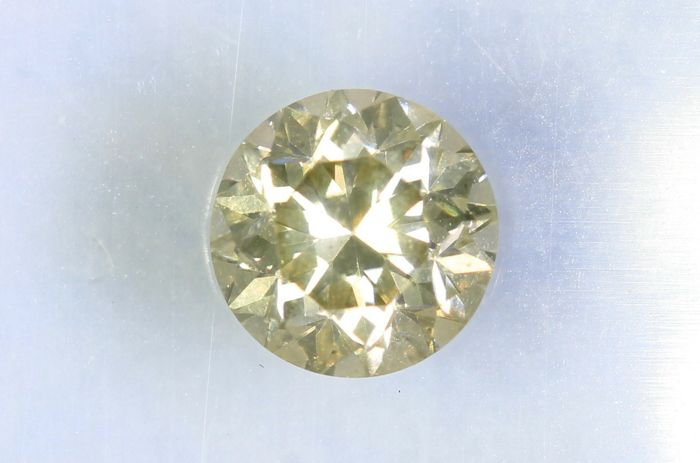 Diamond – 0.46 ct – M/SI1 – No Reserve Price