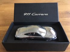 Porsche 911 Carrera paperweight - massive model