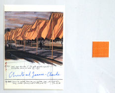 Christo and Jeanne-Claude - The Gates New York