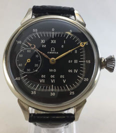 Omega military marriage watch – men's – 1930s