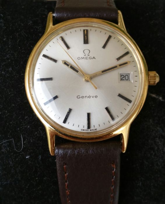 Omega Geneve Calibre 613 – Hand Wind - 1970 - Men's