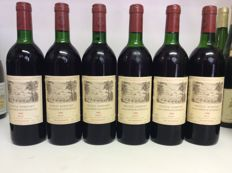1986 Chateau Romefort, Cru Bourgeois Medoc, France - 6 bottles 0,75l
