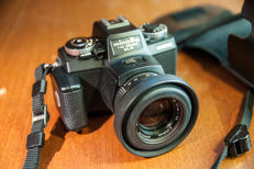 Minolta 110 zoom SLR mark II