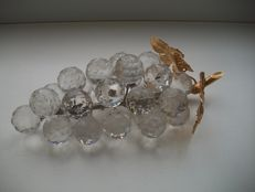 Swarovski - Bunch of Grapes silver/gold.
