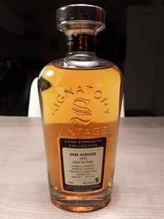 Rare Ayrshire 1975 36 years old - One of 160