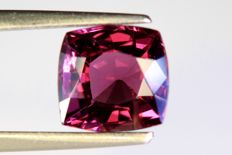 Pinkish purple spinel – 1.42 ct.