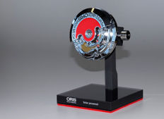 Display stand showcase Oris Solar - runs on solar energy