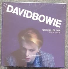 "David Bowie ""Who Can I Be Now""  CD  BOX"