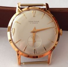 Tressa Classic Swiss made wristwatch from the '60s