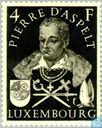 Timbres-poste - Luxembourg - Pierre d'Aspelt
