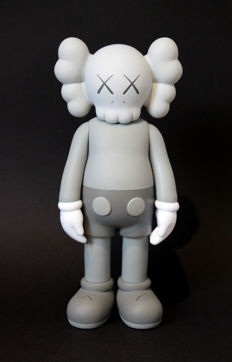 KAWS - Companion - Grey
