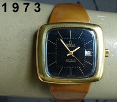 OMEGA Genève Dynamic – Accurate men's watch – 1973