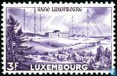 Postage Stamps - Luxembourg - Radio Luxembourg