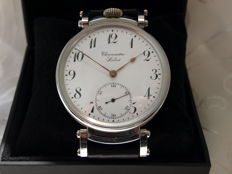 Sidus Chronometre marriage watch 1910-1915