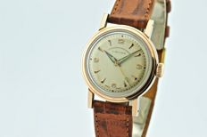 Lavina Chronometer – steel/gold men's watch – 1950s
