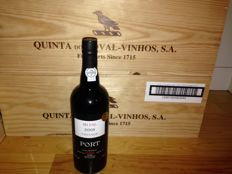 2005 vintage port Quinta do Noval 'Silval' - 12 bottles (75cl) in closed wooden case