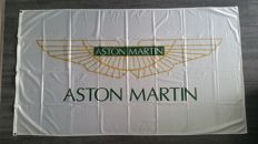 Aston Martin - Large flag in canvas