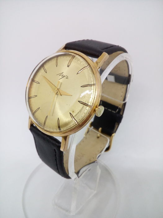Luch Ultra Slim - Men's watch - 1980's - AU10 - very good condition !