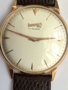 EBERHARD GOLD - Ref. 11021 - Men's watch - Early 1960s