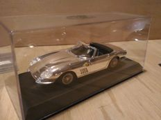 Best - 1/43 - Ferrari Silver plated exclusiv