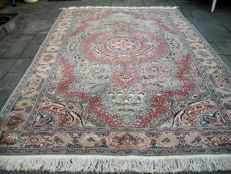 Hand-knotted Kaysery carpet, 300 x 195, from Turkey, around 1960