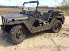 Ford Mutt M151 A1, army jeep US