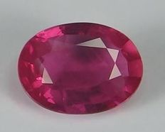 Ruby  - 1.22 ct