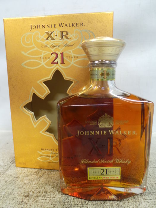 Johnnie Walker 21 years old XR   - 75cl