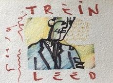 Herman Brood - Treinleed