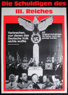 Anonymous - the Guilty of the Third Reich - 1962