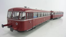 Roco H0 - 63073 - 'Schienenbus' Railbus with annex VT 798/VS 998 of the DB
