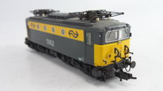 Roco H0 - 43376 - Multi-functional Electric Locomotive Series 1100 of the NS,
