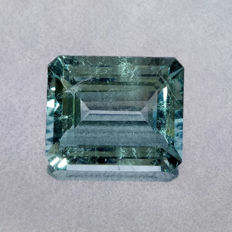 Aquamarine - 4.80 ct