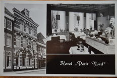 Postcards of the hotel and catering business, the Netherlands