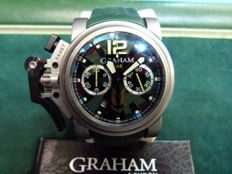 GRAHAM CHRONOFIGHTER COMMANDO SAS