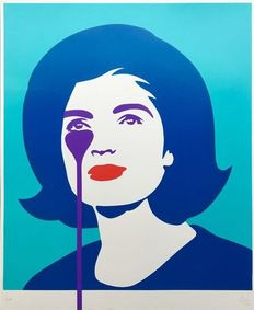Pure Evil - JFK`s Nightmare, First lady in Blue