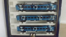 Lima H0 - 149928 - Koploper Randstad -  3-piece train set NS AC.