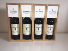 1998 Warre's Vintage Port 'Quinta do Cavadinha' - 4 bottles, each in Original Wooden Cases (0.75L)