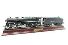 Franklin Mint Precision Models H0 - Dampflok '20th Century Limited Hudson J3'