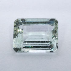 Aquamarine - 5.47 ct