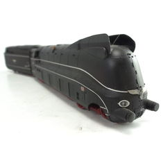 Roco H0 - 63205 - Streamlined express train locomotive with trailing tender BR 01 4-6-2 of the DRG