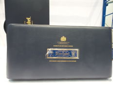 Johnnie Walker Blue Label 1,75 litre in luxurious leather case
