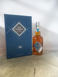Cambus 40 Year Old Special Releases 2016 Collection
