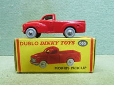 Dublo Dinky Toys - Scale 1/76 - Morris Pick-up No.065
