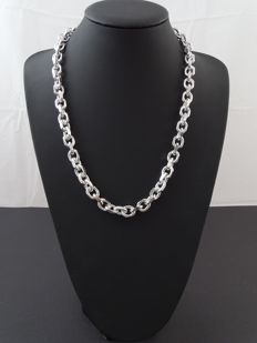 Silver, 925 kt necklace – 59.5 cm