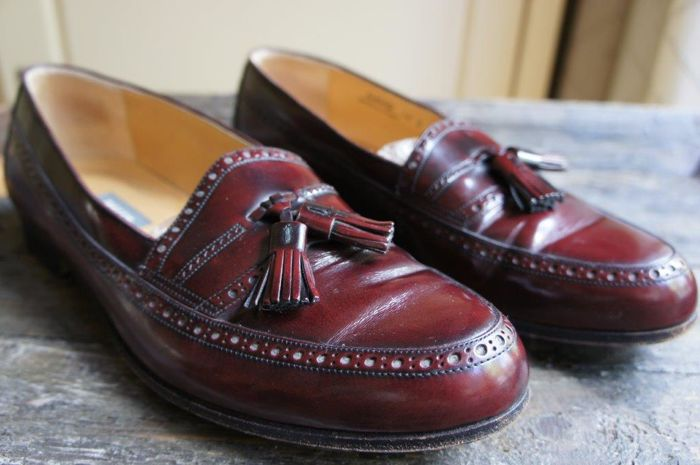 Bally - Brogue loafers