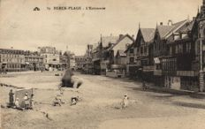 France 183X-Beautiful mixture of various locations-Street views and the like.-period: 1900/1940