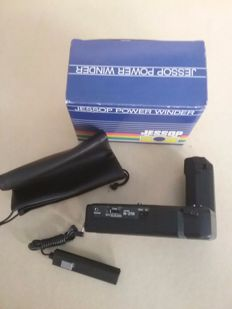 Power winder for Nikon FA, FM2 and FE2 cameras